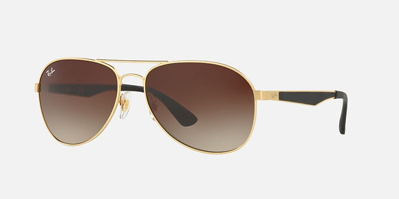 Ray Ban | Gold Aviator | RB3549 112/13 58-16 | משקפי שמש