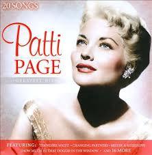 Elizabeth Lakamp sings Patty Page St Louis Missouri senior citizen entertainment