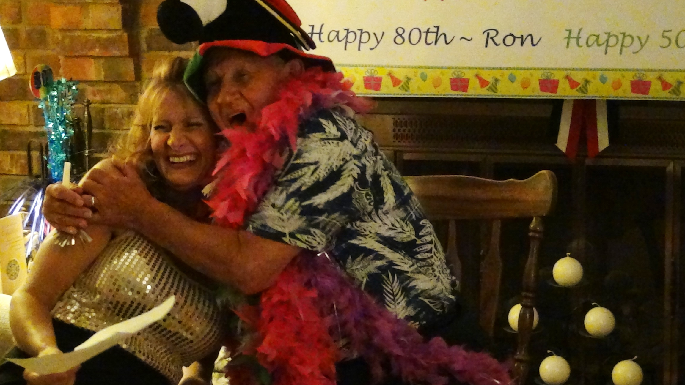 Ron's 80th 005