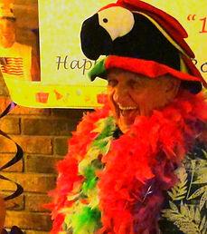 Singing Telegram testimonial for Elizabeth Lakamp senior citizen singer entertainer St Lousi Illinois