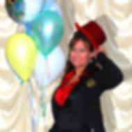 Tuxedo Singing Telegram Saint Louis Mo. Elizabeth Lakamp Birthday Valentines Anniversary Christmas