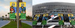 NFL Super Bowl Branding Campaign