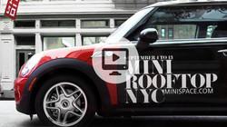Mini Rooftop @ NY Fashion Week
