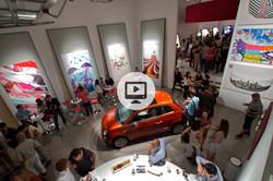Fiat Gallery Soho NYC