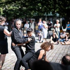 Performance CAPITAL WOMEN / Photo : Karsten Piper
