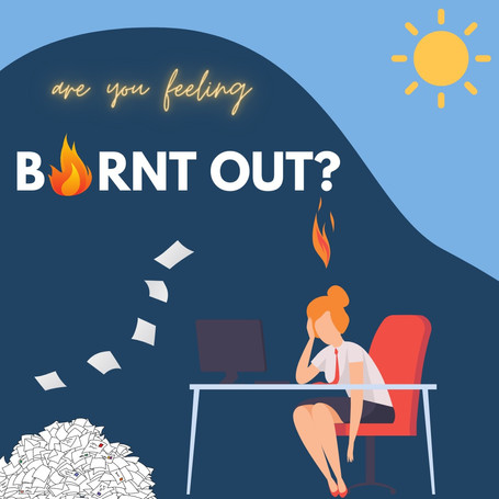 The Reality of Burnout