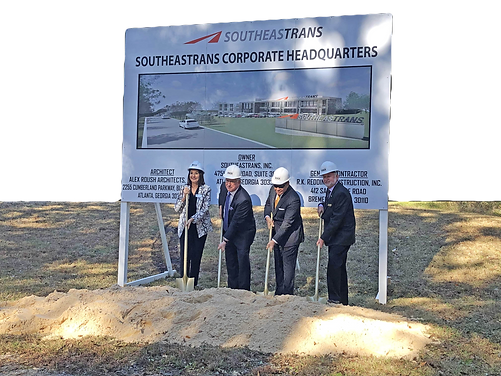 Southeastrans Ground Breaking
