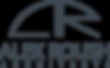 Aroush _ Logo 2019 __ Grey __ 592x365  .