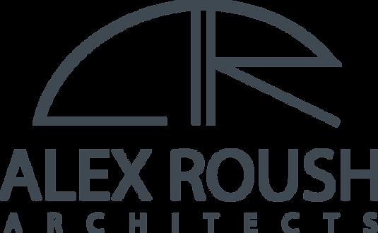 Alex Roush Architects - Logo - White