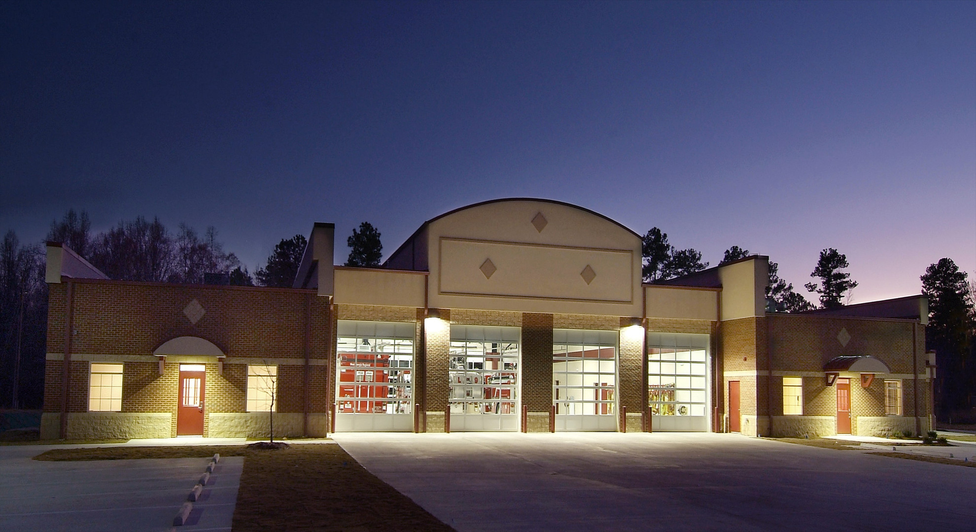 Carroll County Fire Station 16