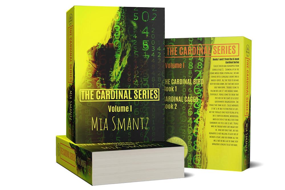 The Cardinal Series, Volume I, Mia Smantz Callie Jensen Delta Reverse-Harem Series Reverse Harem