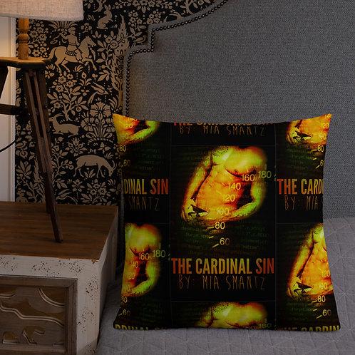 Cardinal Sin Pillow