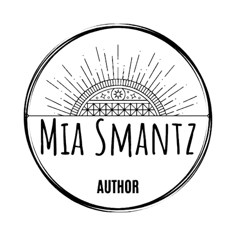 Mia Smantz Author Logo The Cardinal Series Cardinal Bird Cardinal Caged Callie Jensen Delta