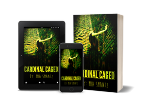 Sneak Peek for Cardinal Caged