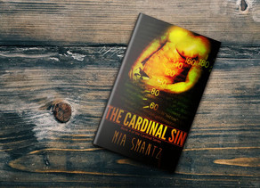 3rd Sneak Peak of The Cardinal Sin, Book 4 of the Cardinal Series by Mia Smantz - Reverse-Harem Book