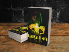 Snippet from Mia Smantz's New Book - Cardinal of Hope