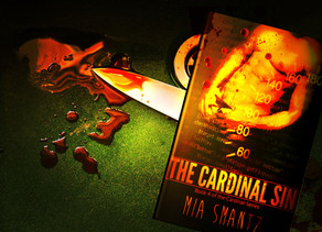 4th and Last Sneak Peak of The Cardinal Sin, Book 4 of the Cardinal Series by Mia Smantz