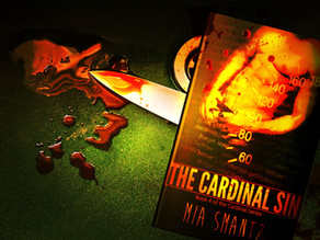 4th and Last Sneak Peek of The Cardinal Sin, Book 4 of the Cardinal Series by Mia Smantz