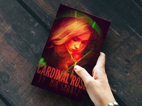 Sneak Peek of Cardinal Rose, Book 5 of the Cardinal Series by Mia Smantz