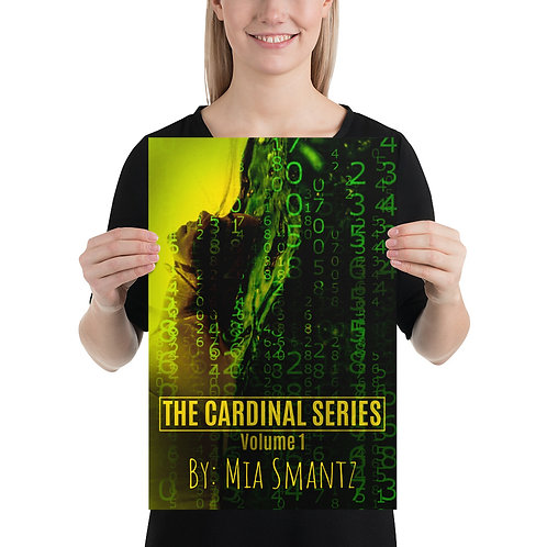 The Cardinal Series Volume I Photo paper poster