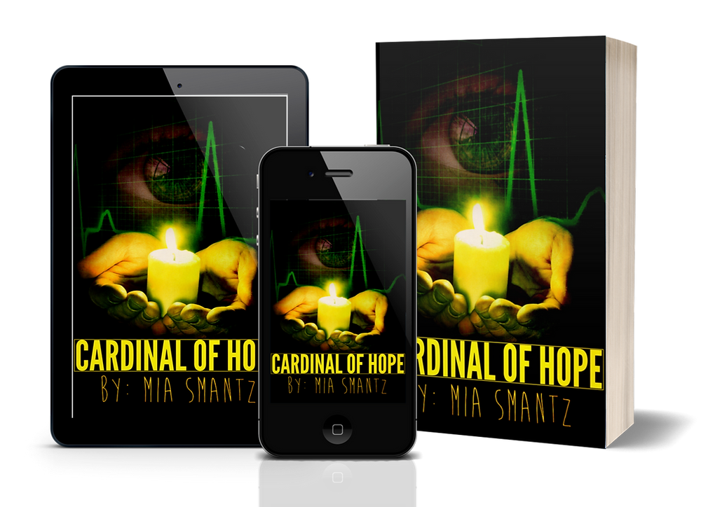 Cardinal of Hope Mia Smantz Book 3 of Cardinal Series Callie Jensen Reverse-Harem Series