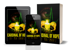 Another Sneak Peek for Cardinal of Hope