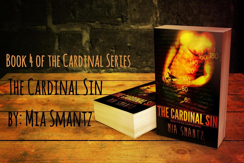 The Cardinal Sin Book 4 Cardinal Series Mia Smantz Reverse Harem Author Reverse Harem Series Callie Jensen Delta