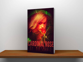 Sneak Peek 2 of Cardinal Rose, Book 5 of the Cardinal Series by Mia Smantz