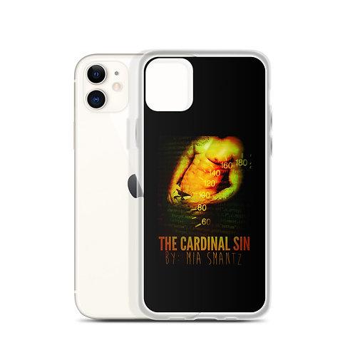 The Cardinal Sin iPhone Case