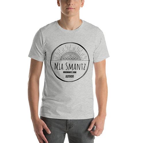 Short-Sleeve Unisex T-Shirt - Mia Smantz Logo
