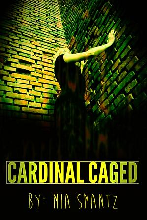 Cardinal Caged Book 2 of Cardinal Series by Mia Smantz Callie Jensen Delta Reverse Harem Series