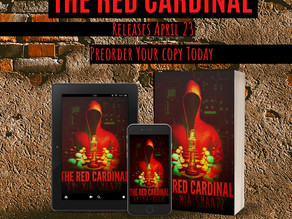 Sneak Peek 3 of The Red Cardinal, Book 6 of the Cardinal Series by Mia Smantz