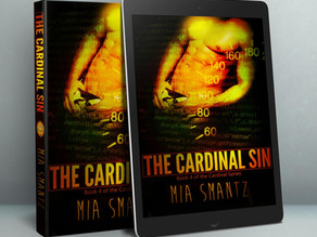 1st Sneak Peek of The Cardinal Sin, Book 4 of the Cardinal Series by Mia Smantz - Reverse-Harem Book