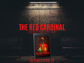 Sneak Peek 1 of The Red Cardinal, Book 6 of the Cardinal Series by Mia Smantz