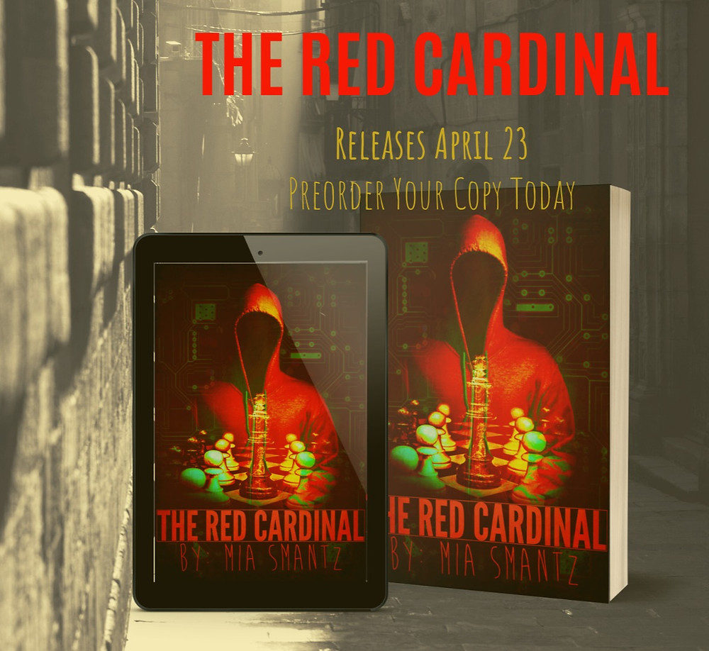 The Red Cardinal, Book 6 of The Cardinal Series by Mia Smantz