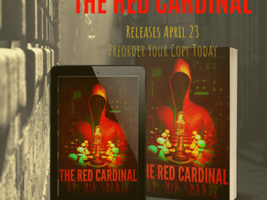 Sneak Peek 2 of The Red Cardinal, Book 6 of the Cardinal Series by Mia Smantz