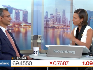 India looks more attractive than most other countries, says UTI International´s CEO. Bloomberg inter