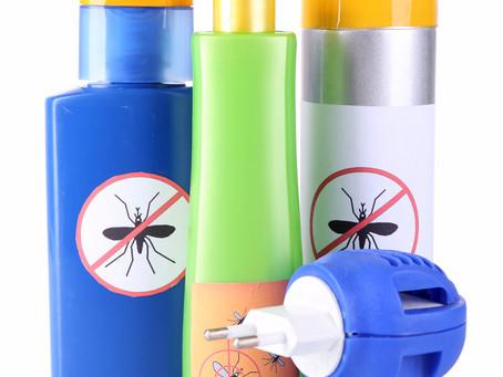 Uso Correto de Repelentes Contra os Mosquitos