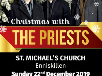 Christmas with The Priests in Enniskillen