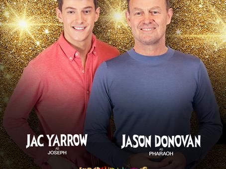 Jason returns to Joseph in 2020!