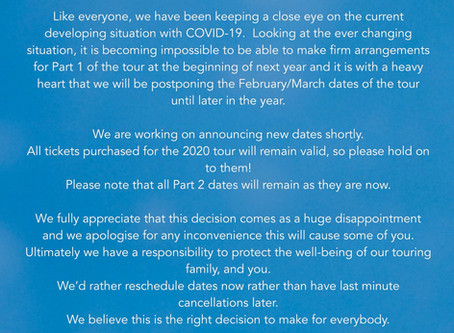 A message from JDHQ ahead of EMGR Tour 2021