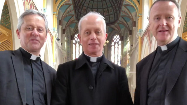 An Easter message from The Priests