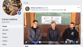 Check out our live video update!