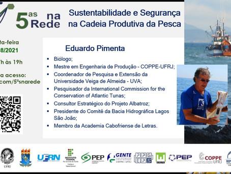 Sustentabilidade e Segurança na Cadeia Produtiva da Pesca