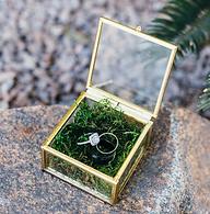 geometric ring box