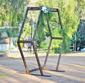 geometric arbor