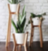 various plant stands