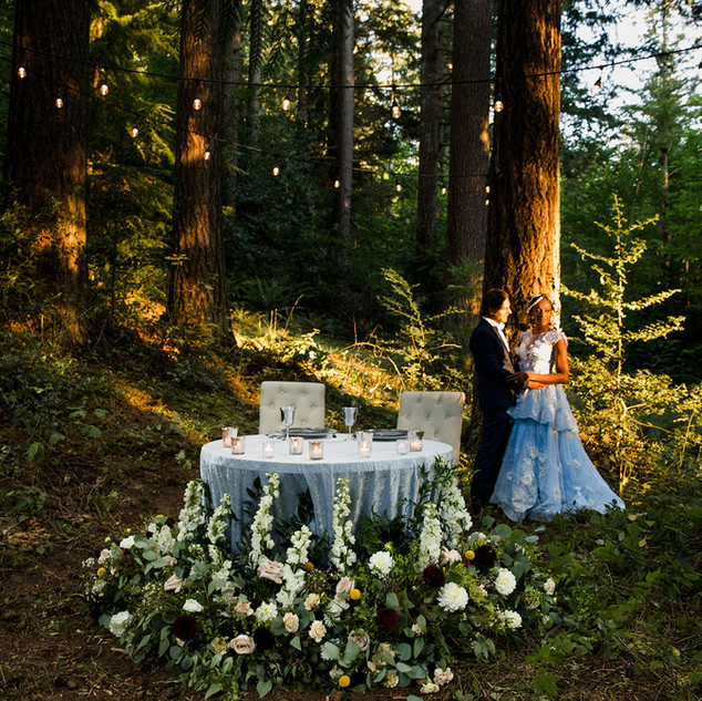 Evergreen Meadows styled Shoot zoe burch