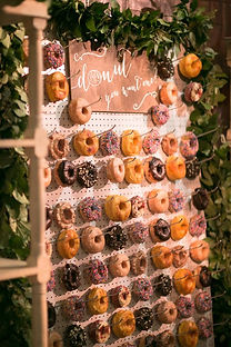 doughnut display