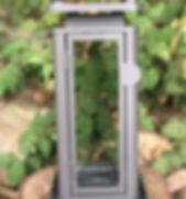 Gray lantern